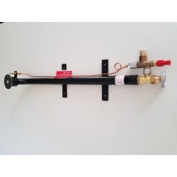 Gasbrenner 1-flammig 20kW lang